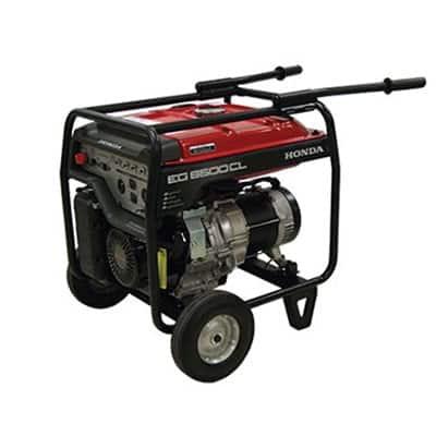 rent generators (6500 watts)