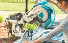 Table and Miter saw accessories