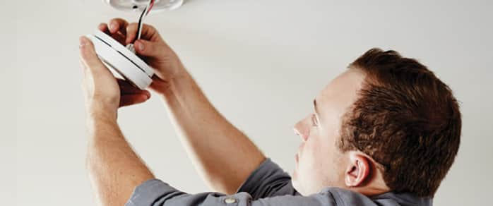 REPLACE CO DETECTORS BEFORE THE BEEPS BEGINS