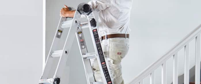 SELECT THE BEST COMMERCIAL-GRADE LADDER