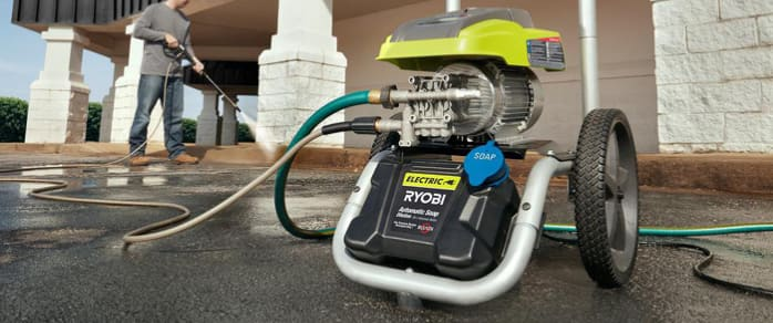COMMERCIAL PRESSURE WASHER BUYING GUIDE