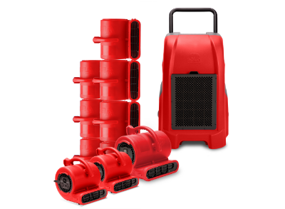 Contractor Pack Air Movers