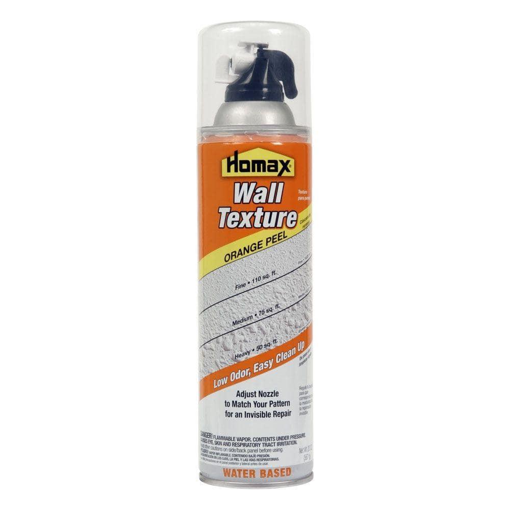 Wall spray texture