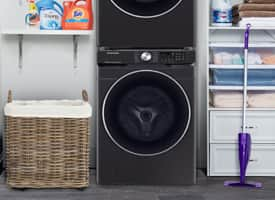 Washer & Dryer Stacking Kits