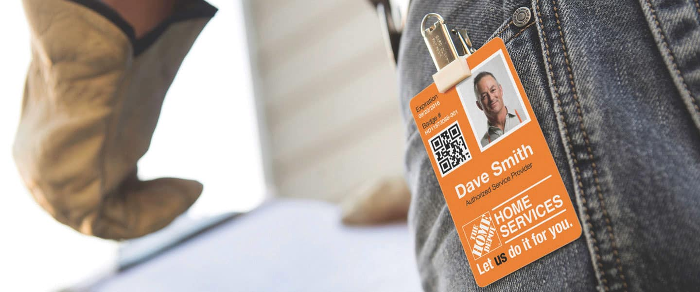 Why Choose The Home Depot