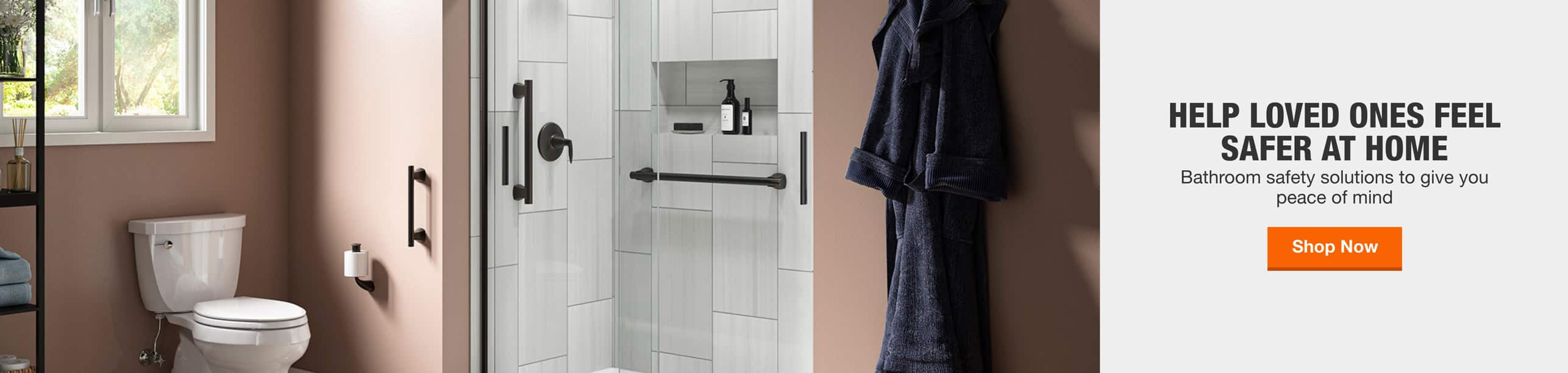 Bathroom safety solutions to give you peace of mind