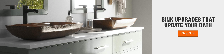 Sink Upgrades That Update Your Bath
