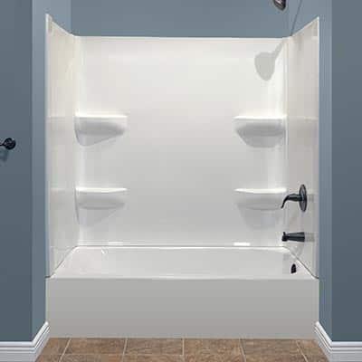 Bathtub walls & surrounds