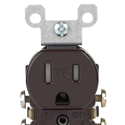 Brown outlets