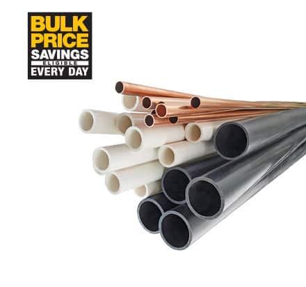Bulk Pipes & Fittings