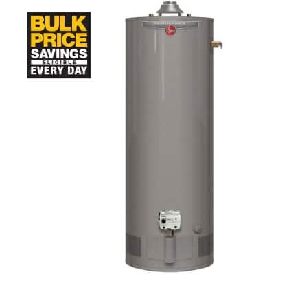 Bulk water heaters