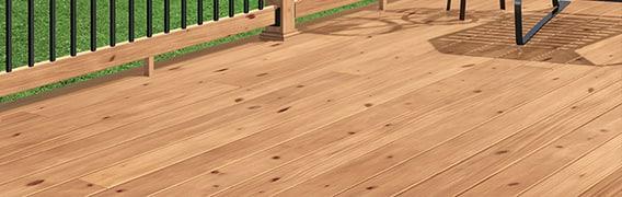 Cedar Pressure Treated Wood