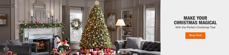 Make Your Christmas Magical With the Perfect Christmas Tree