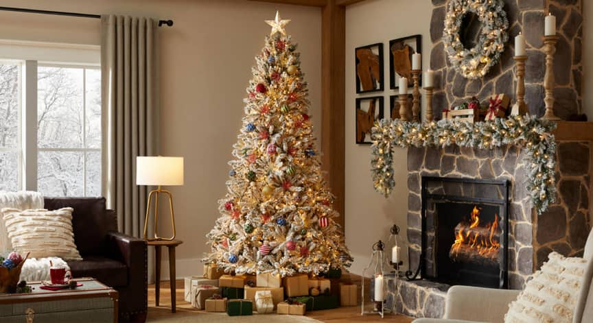 Starry Light Christmas Tree Collection