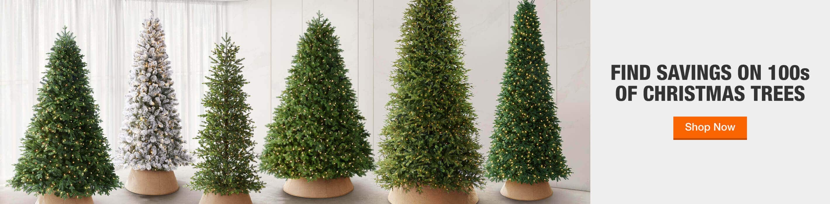 FIND SAVINGS ON 100s OF CHRISTMAS TREES - Shop Now
