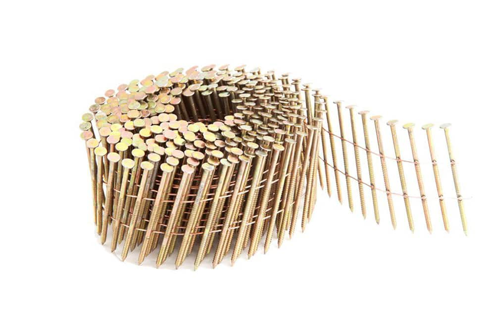 Collated Siding Nails