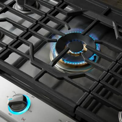 Continuous Grate Cooktops