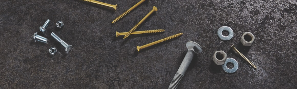 Fasteners for every project