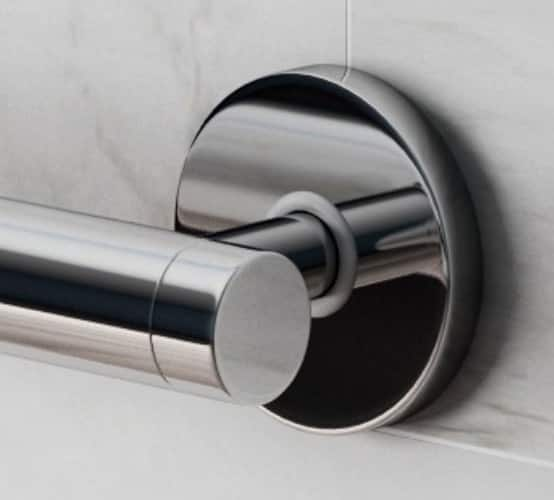 Chrome bath safety products