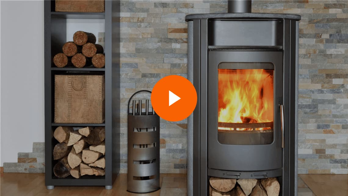 Video Selecting a Wood Stove