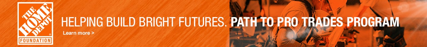 helping build bright futures. path to pro trades program. learn more