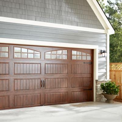 Garage Doors, Openers & Accessories