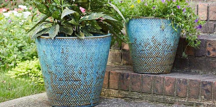Global Planter Styles