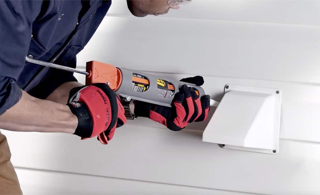 Install A Dryer Vent