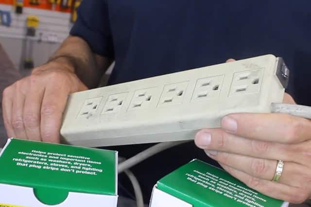 Choose the right surge protector