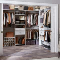 How to guide: Walk-In Closet Ideas