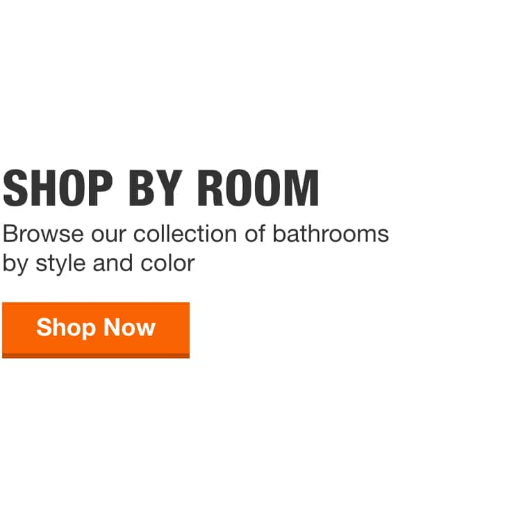 Shop by room. Browse our collection of bathrooms by style and color