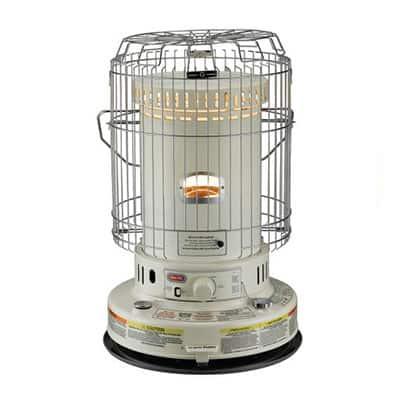 Kerosene gas heaters