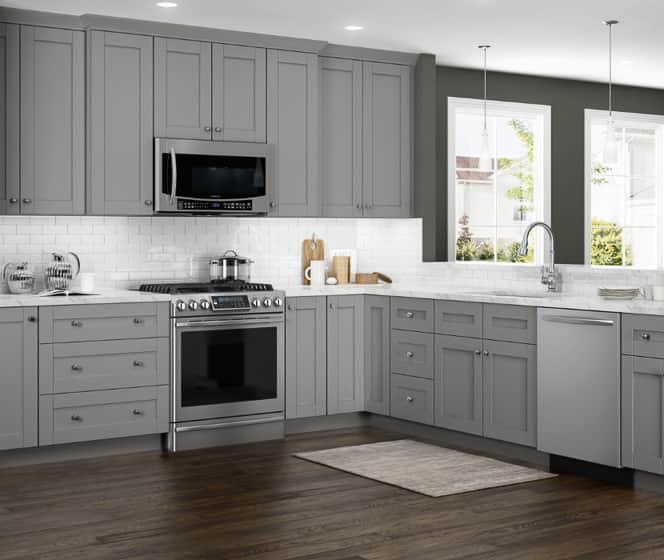 Home Decorators Collection Washington Veiled Gray