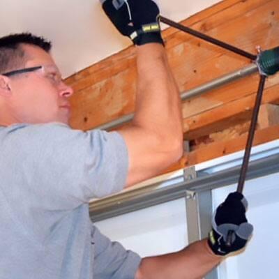 Breakdown cost of garage door parts repair