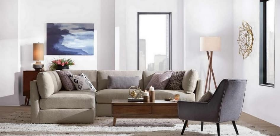 In the moment living room