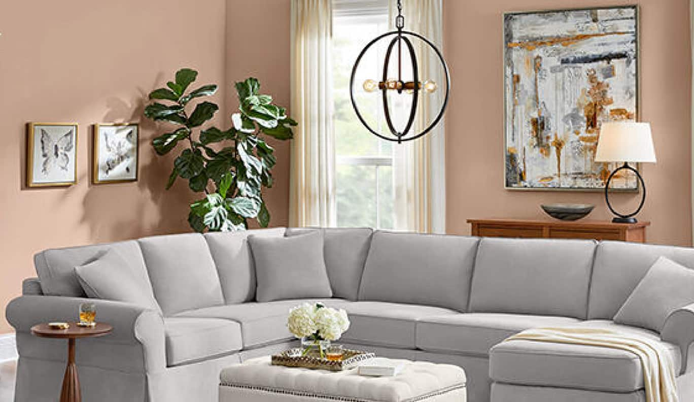 Living Room Paint Colors The Home Depot, Color For Living Rooms
