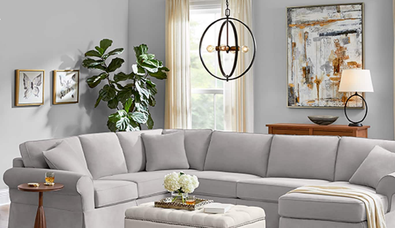 Living Room Paint Colors The Home Depot, Paint For Living Room