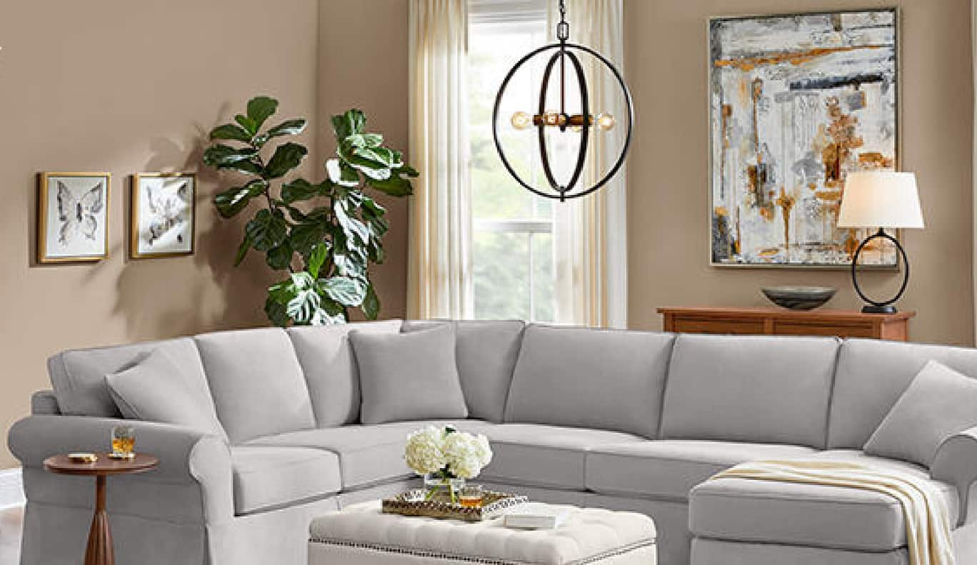 Living Room Paint Colors The Home Depot, Painting Living Room