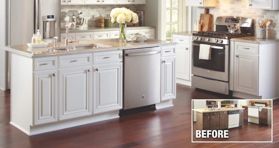 Home Depot Cheap Kitchen Cabinets