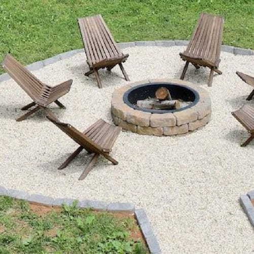 Make a Fire Pit Seating Area with Serena Appiah