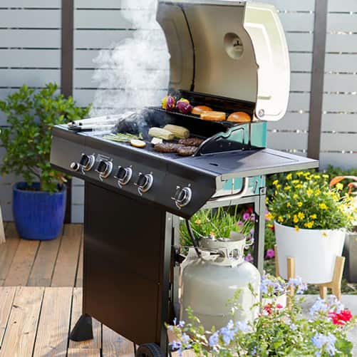 Grilling Options for Summer