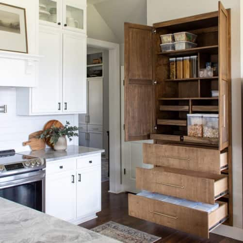 Transform Your Pantry with Corey Decker