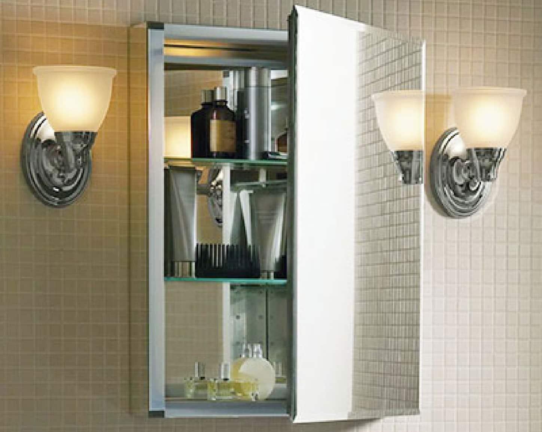 Medicine Cabinets and Storage