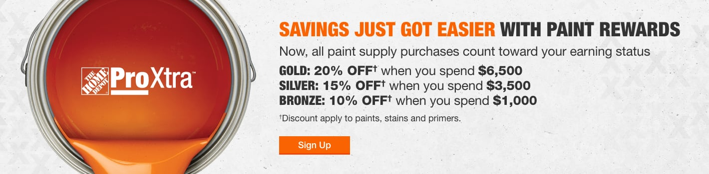 SAVINGS JUST GOT EASIER WITH PAINT REWARDS