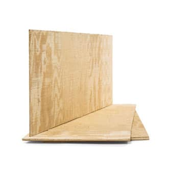 Building materials - Plywood
