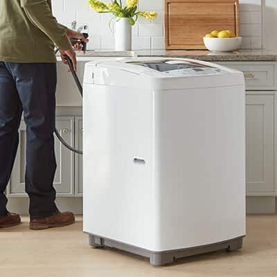 Portable Washers