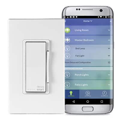 Programmable dimmers