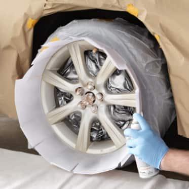 Rubberized coatings