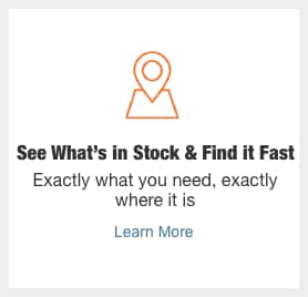 See What's in Stock & Find It Fast