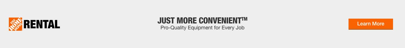 Just More ConvenientTM - Pro-Quality Equipment for Every Job